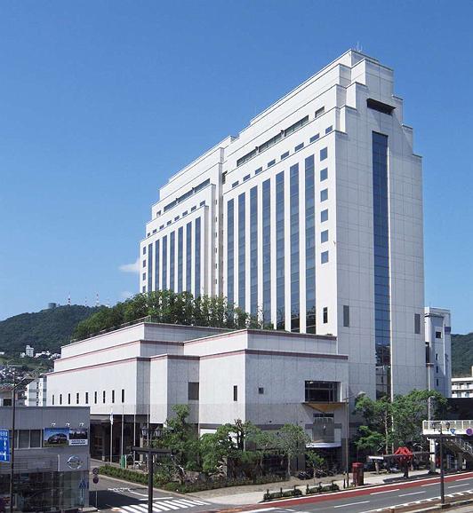The Hotel Nagasaki, BW Premier Collection - Vue extérieure
