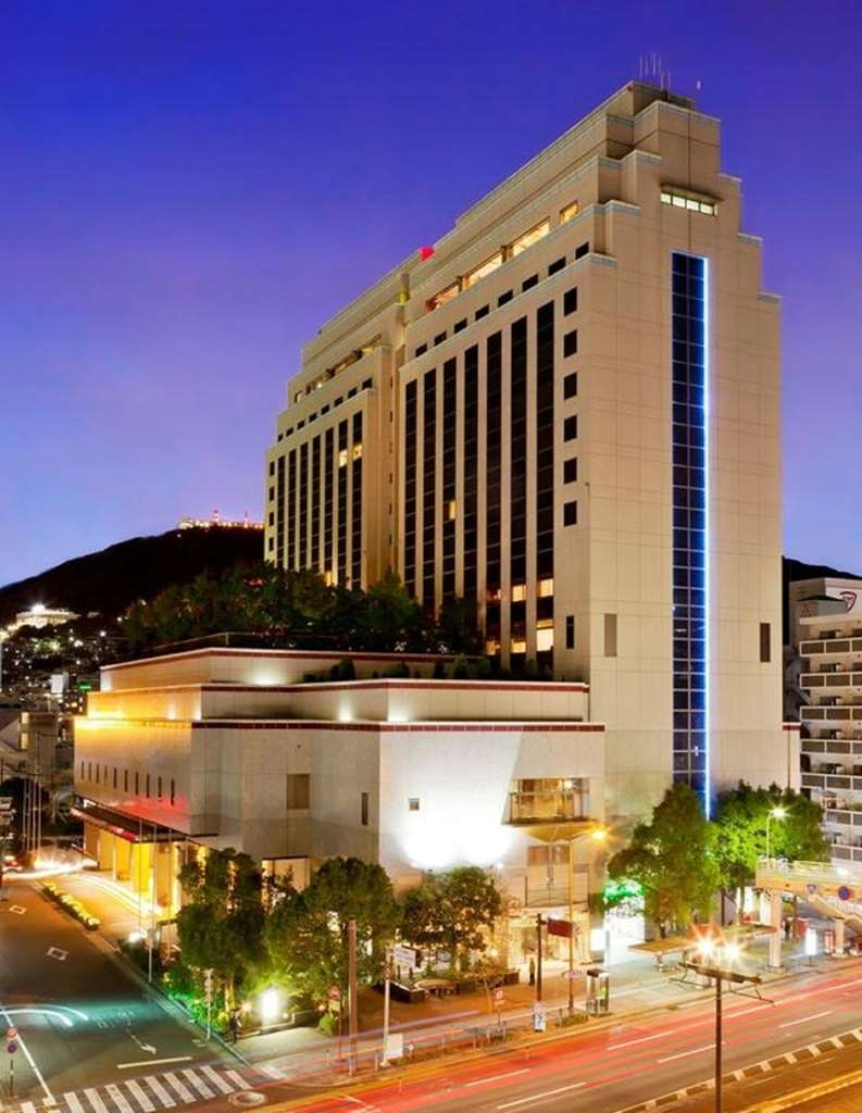 The Hotel Nagasaki, BW Premier Collection - Façade