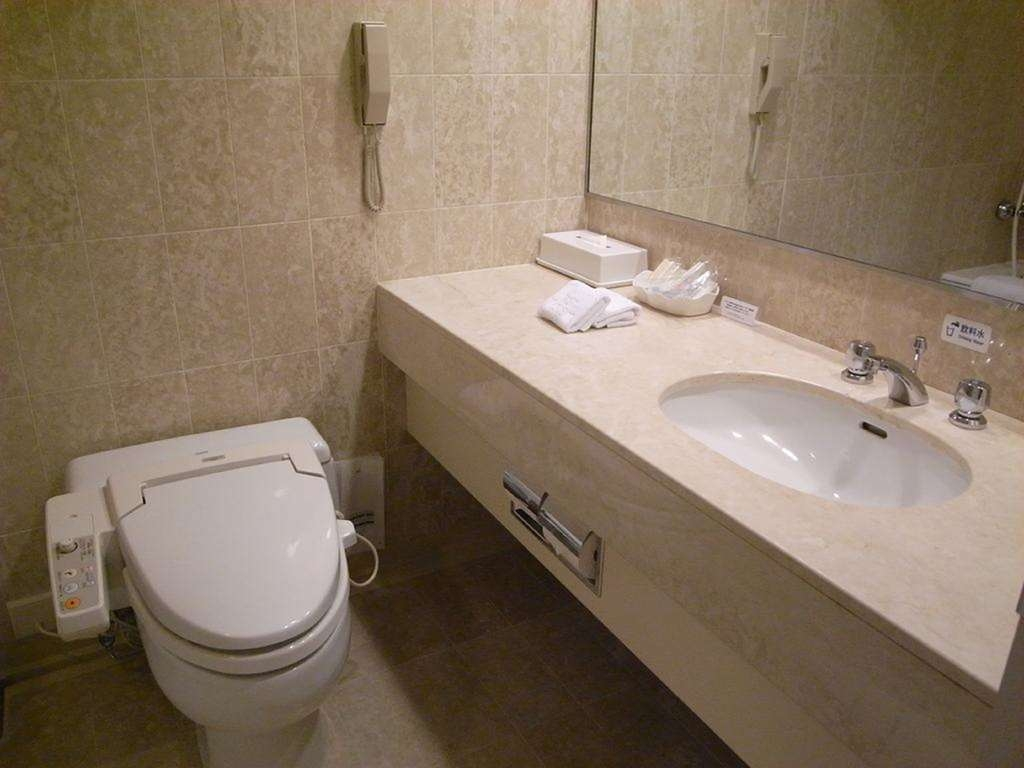 The Hotel Nagasaki, BW Premier Collection - Salle de bain