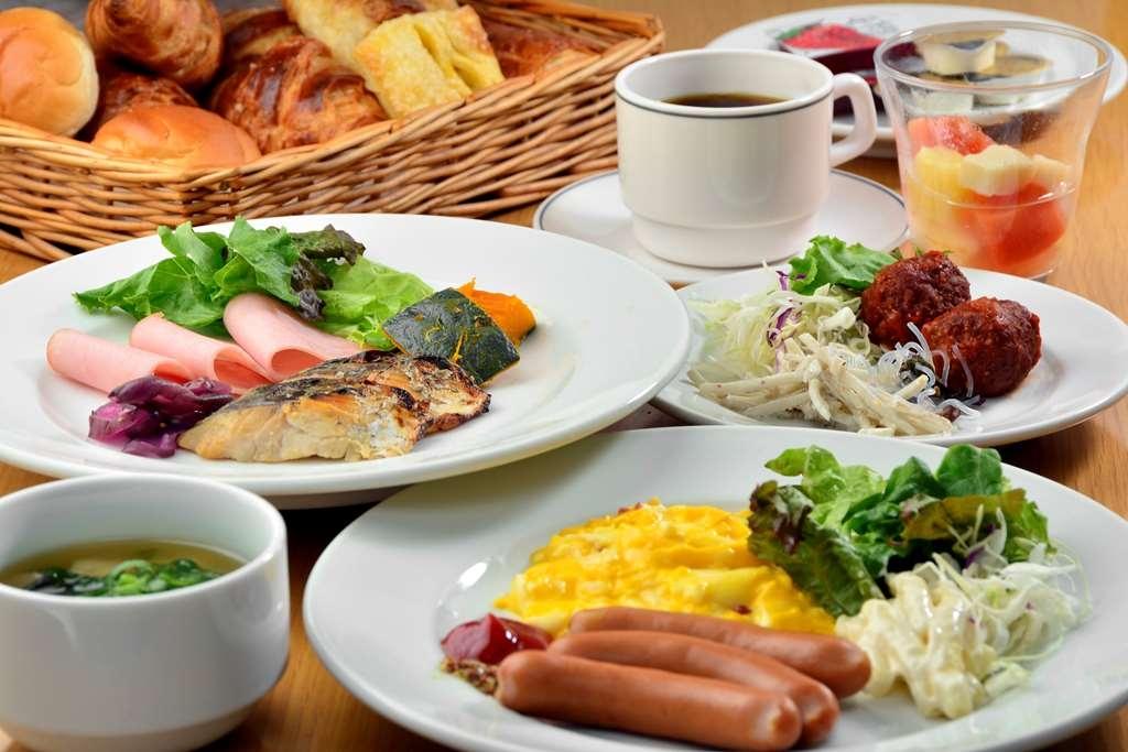 Best Western Hotel Fino Osaka Shinsaibashi - Le petit déjeuner buffet