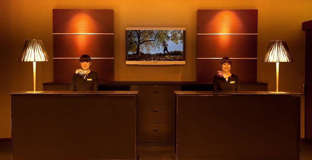 Best Western Hotel Nagoya - Réception
