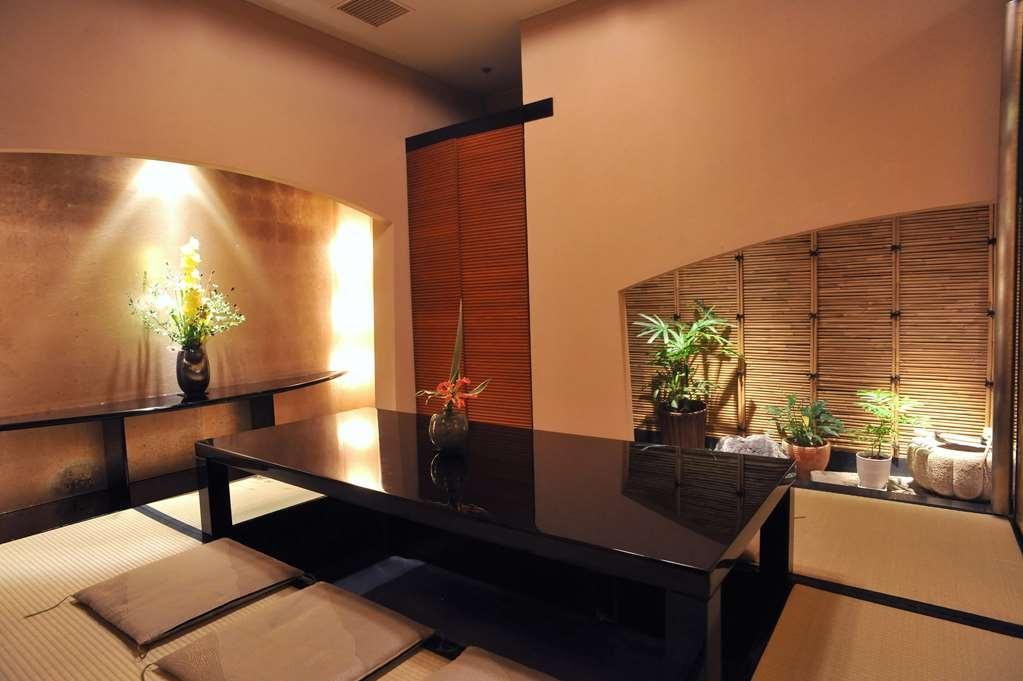 Best Western Hotel Nagoya - Japanese Modern Restaurant Shima Private Seat