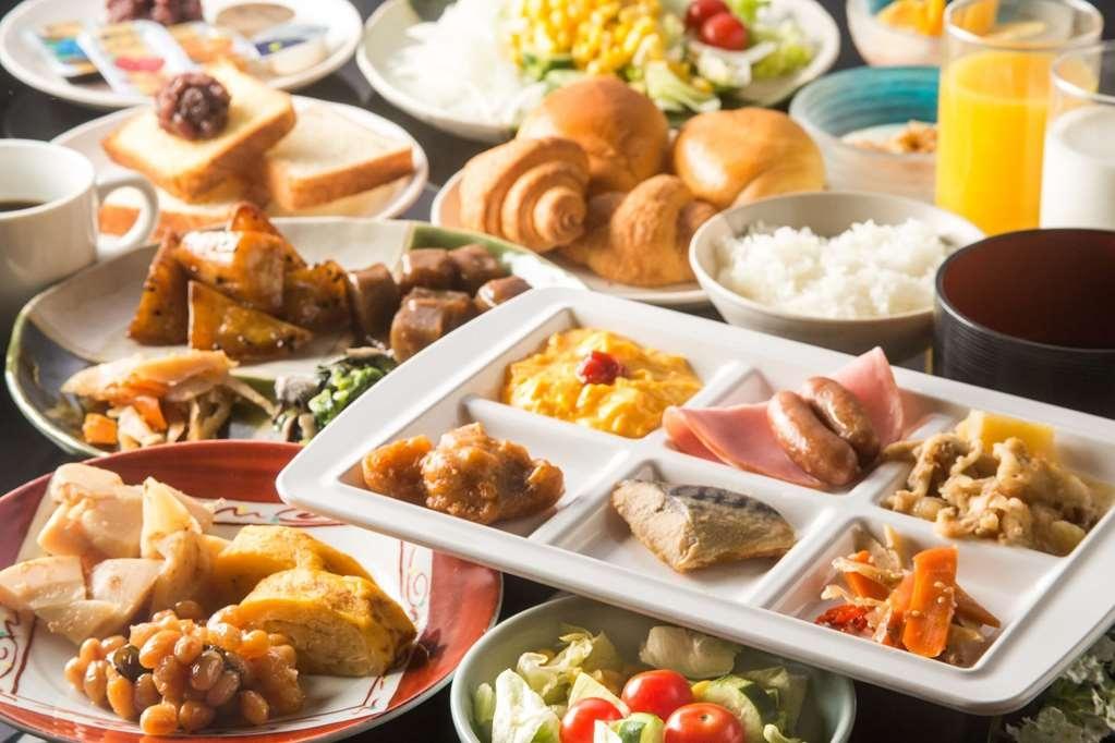 Best Western Hotel Nagoya - Le petit déjeuner buffet