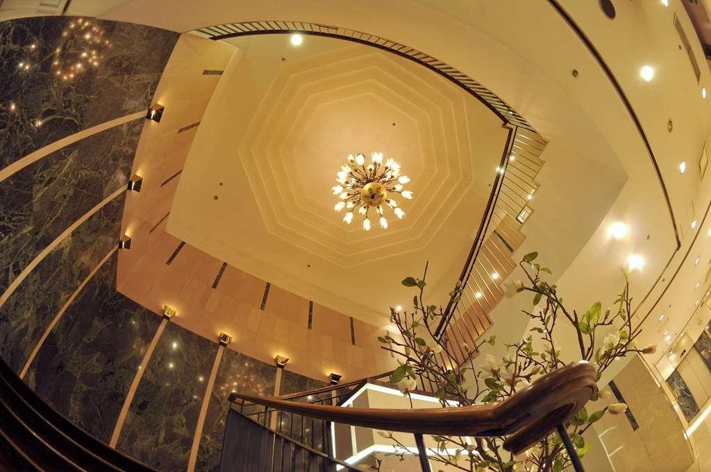 Best Western Hotel Nagoya - Vue du lobby