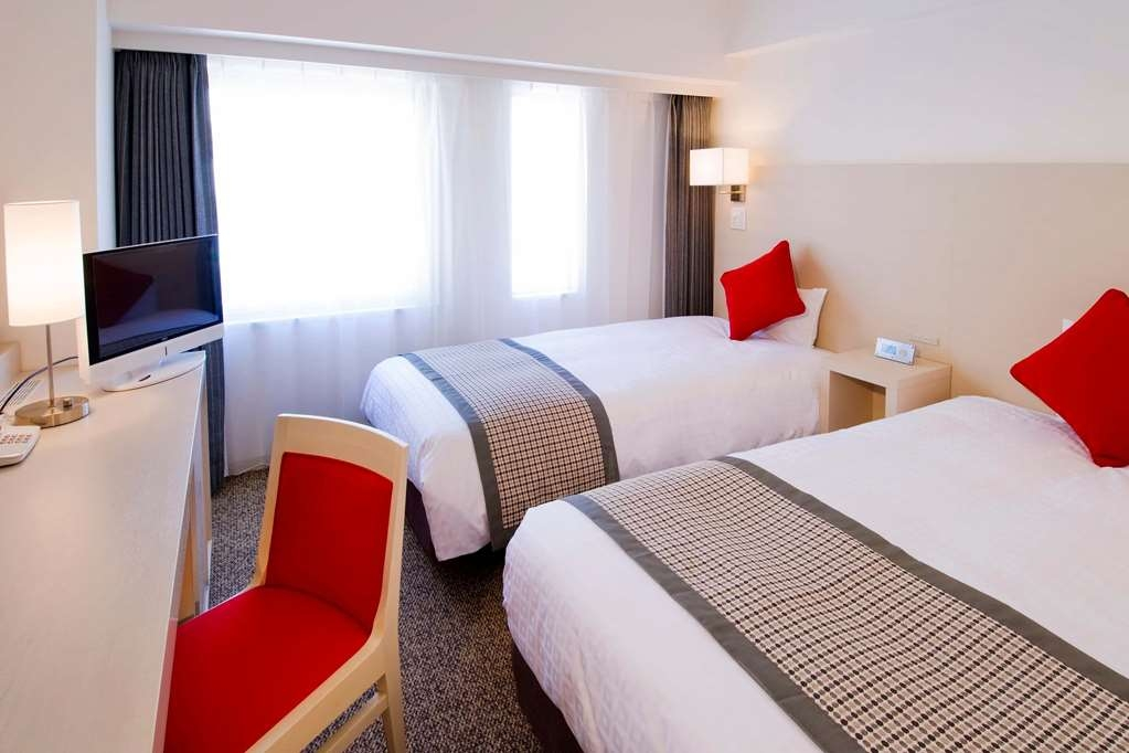 Best Western Tokyo Nishikasai - Standard Twin Room