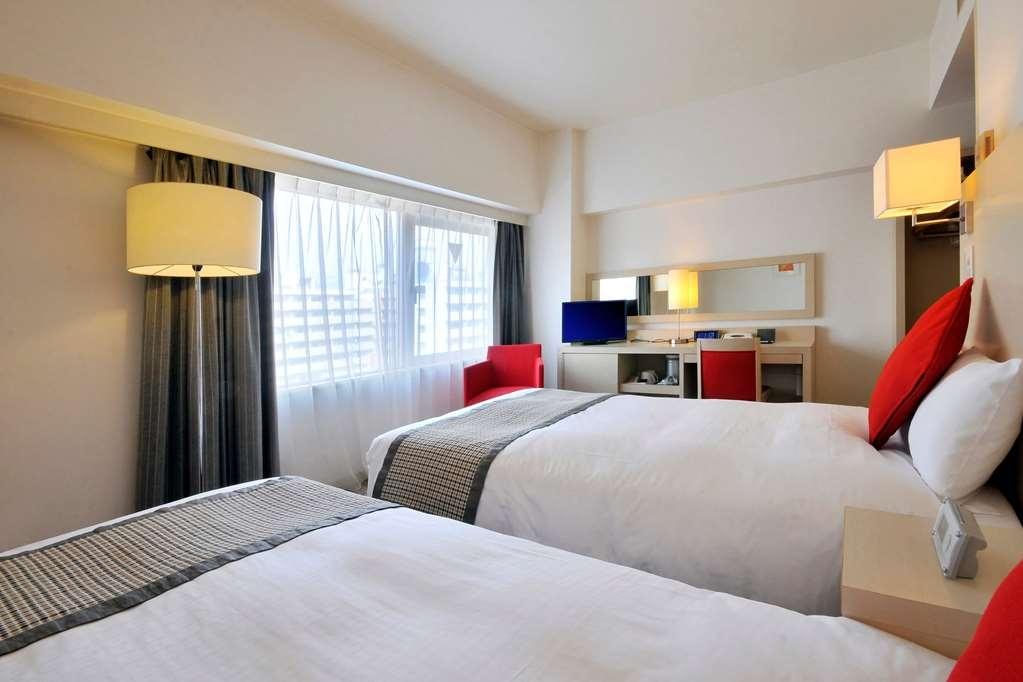 Best Western Tokyo Nishikasai - Corner Twin Room