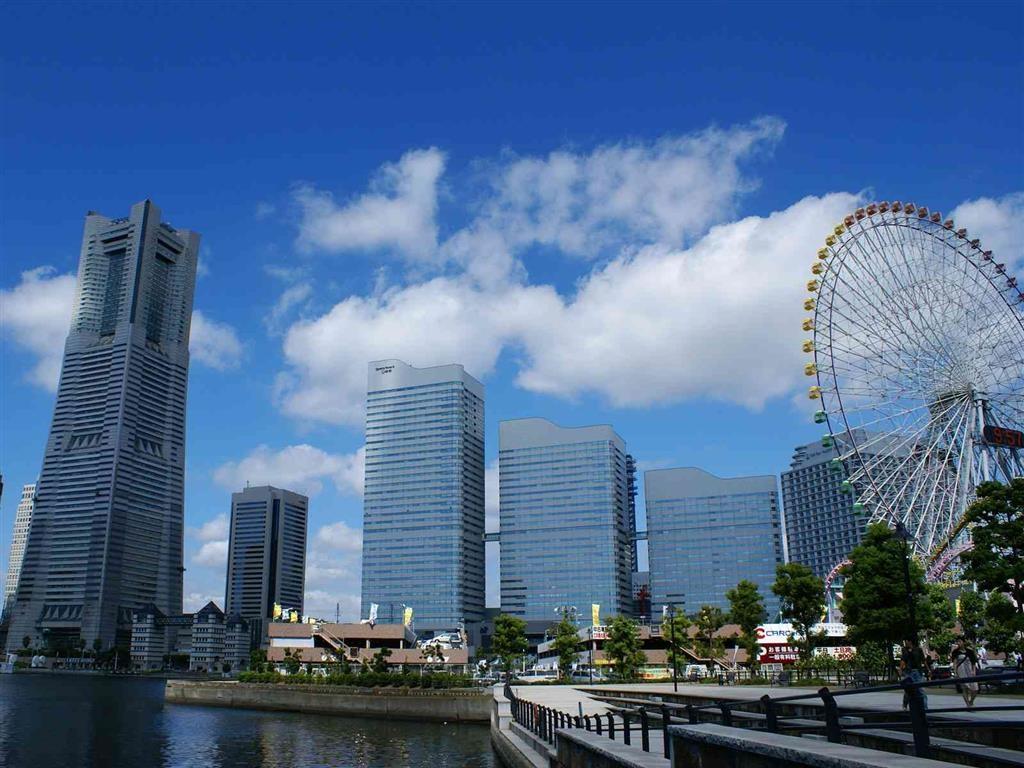 Best Western Yokohama - lokale attraktion