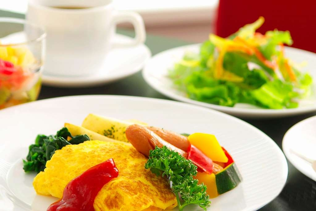 Best Western Yokohama - Frühstücksbuffet