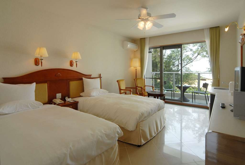 Best Western Okinawa Onna Beach - Standard Double Guest Room