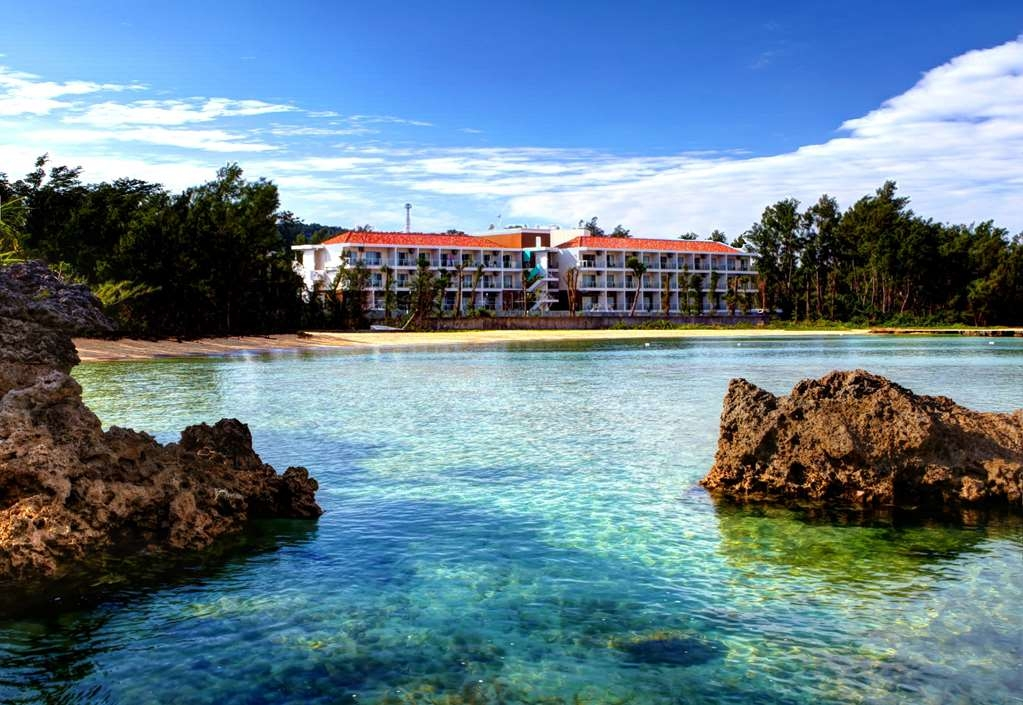 Best Western Okinawa Onna Beach - Playa