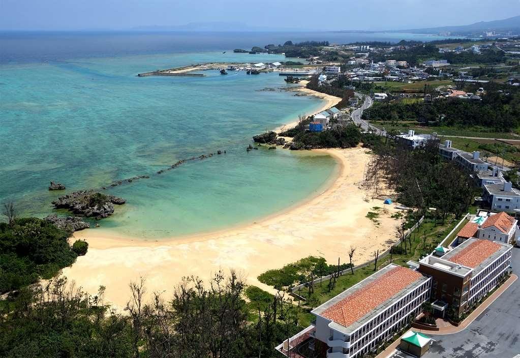 Best Western Okinawa Onna Beach - Vue aérienne