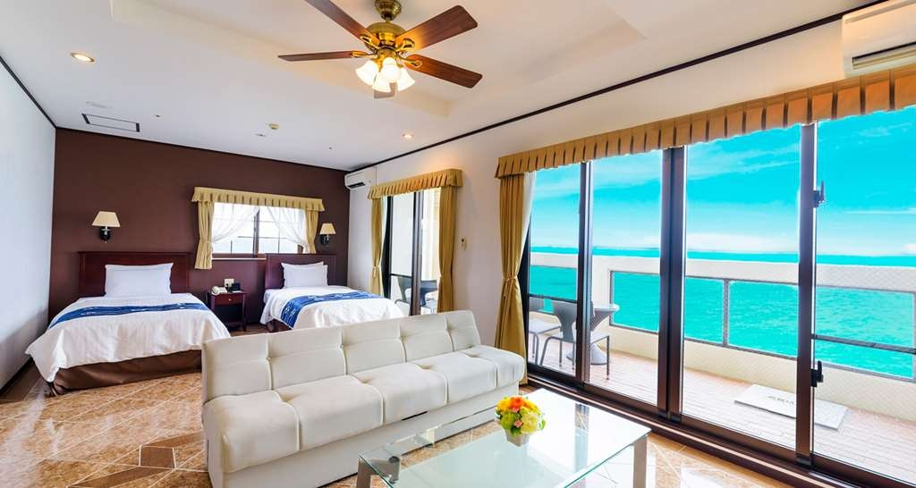 Best Western Okinawa Kouki Beach - Deluxe Room