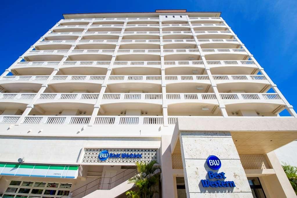 Best Western Okinawa Kouki Beach - Facciata dell'albergo