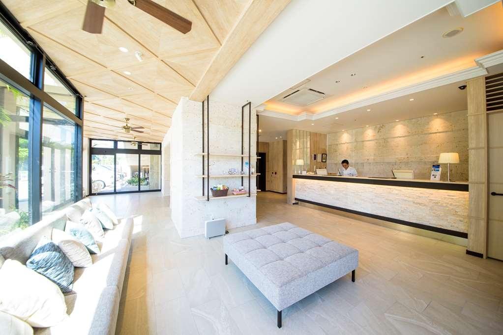 Best Western Okinawa Kouki Beach - Lobby