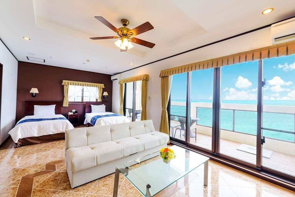 Best Western Okinawa Kouki Beach - Deluxe Twin Room