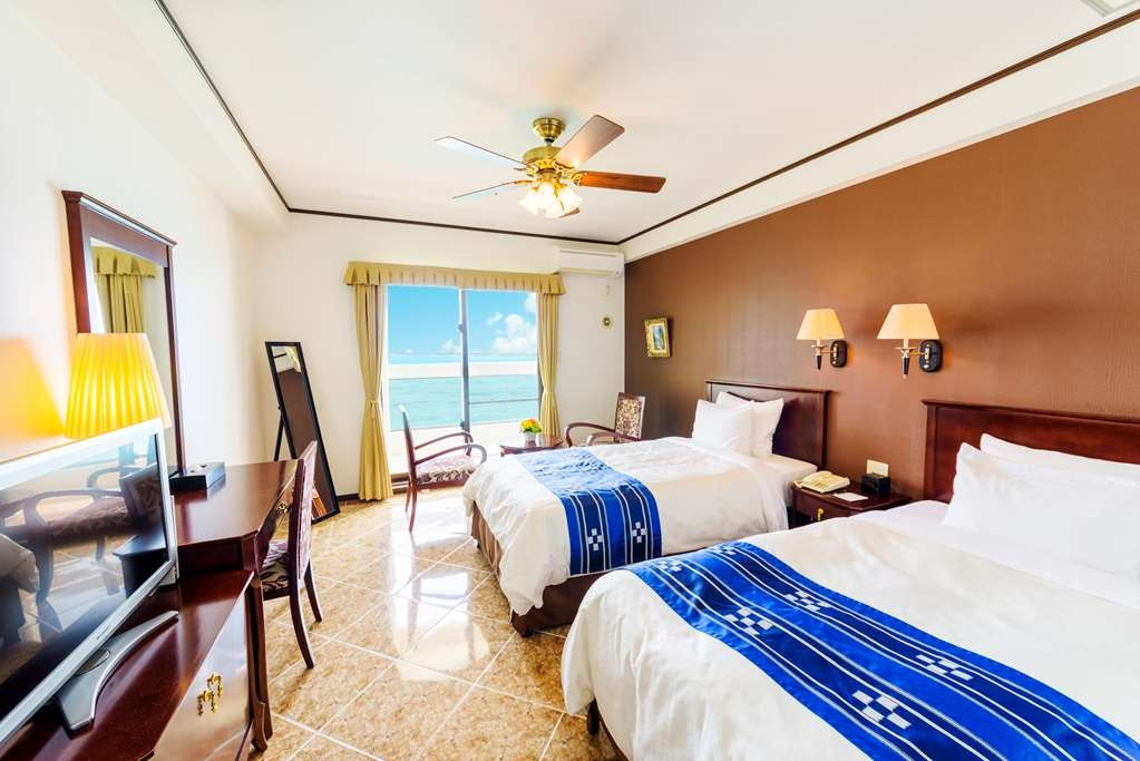 Best Western Okinawa Kouki Beach - Standard Twin Room