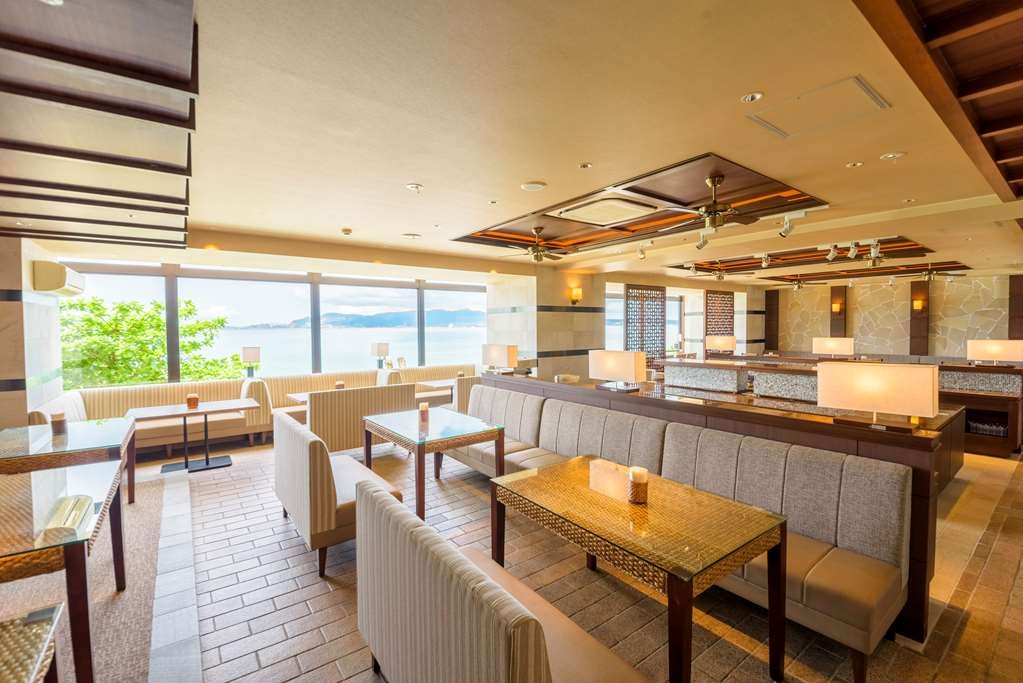 Best Western Okinawa Kouki Beach - Restaurant