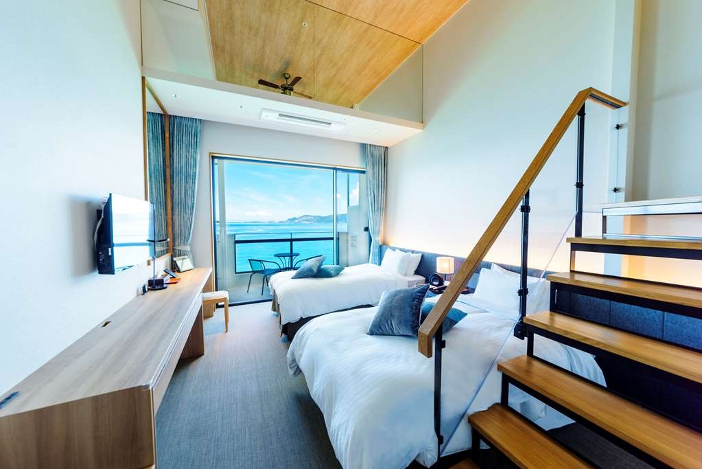 Best Western Okinawa Kouki Beach - Executive Twin with Loft
