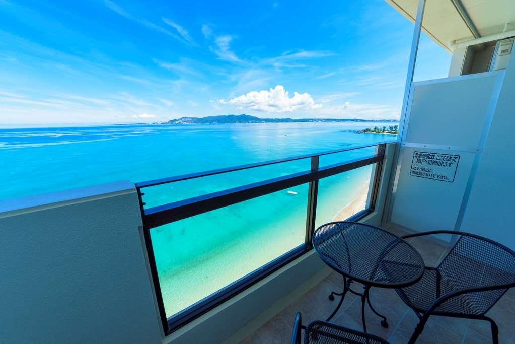 Best Western Okinawa Kouki Beach - Room Balcony