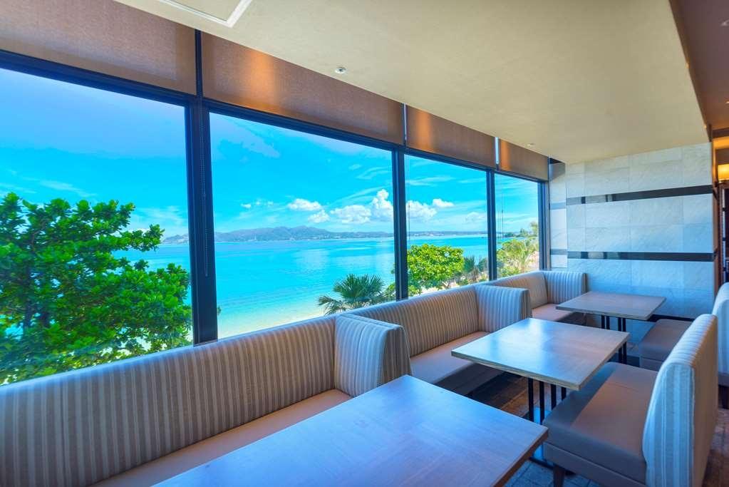 Best Western Okinawa Kouki Beach - Restaurant Ocean View