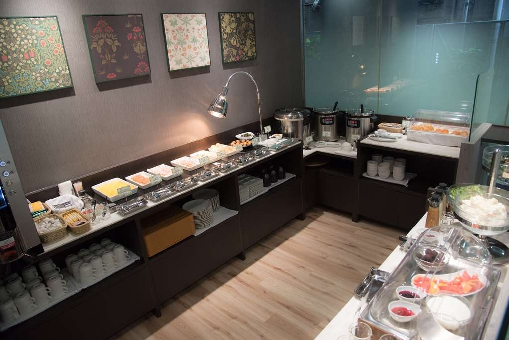 Best Western Osaka Tsukamoto - Restaurante/Comedor