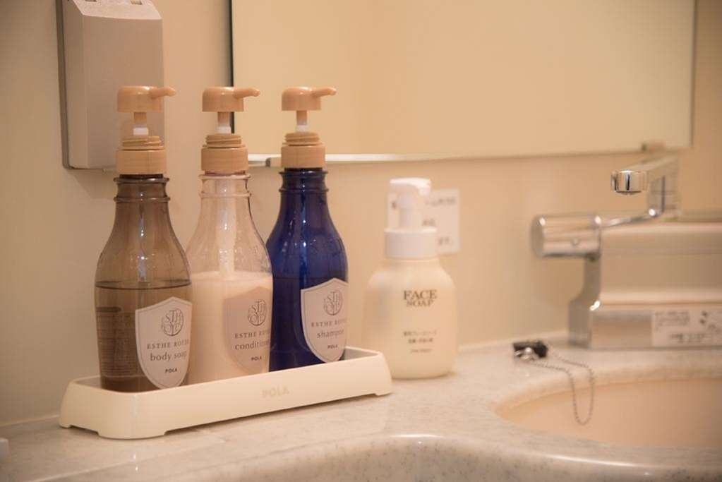Best Western Osaka Tsukamoto - Bathroom Amenities