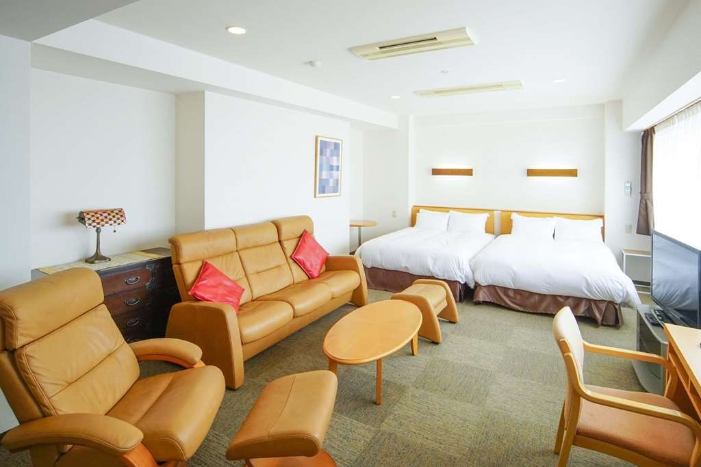 Best Western Yamagata Airport - Premium Twin Room