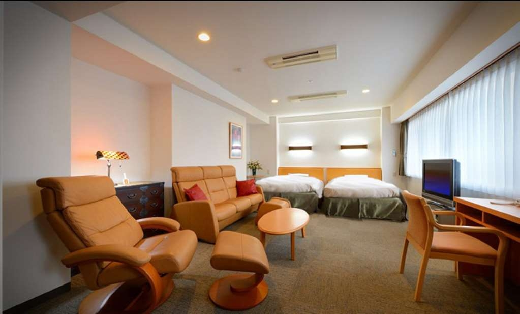 Best Western Yamagata Airport - Premium Room with Two Twin Beds