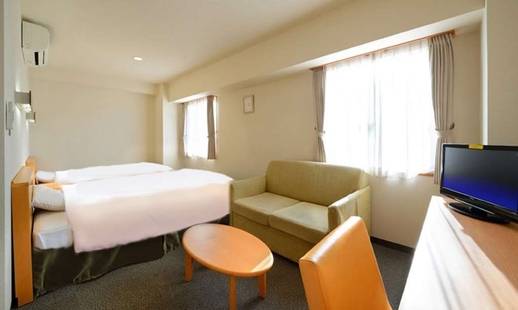 Best Western Yamagata Airport - Standard Room with Two Twin Beds