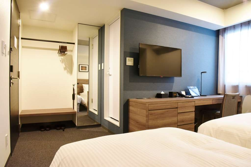 Best Western Sapporo Odori Koen - Superior Twin Room