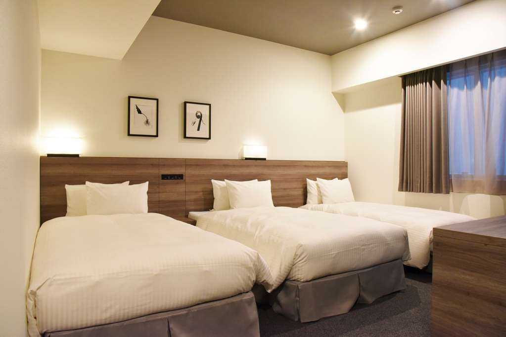 Best Western Sapporo Odori Koen - Family Twin Room