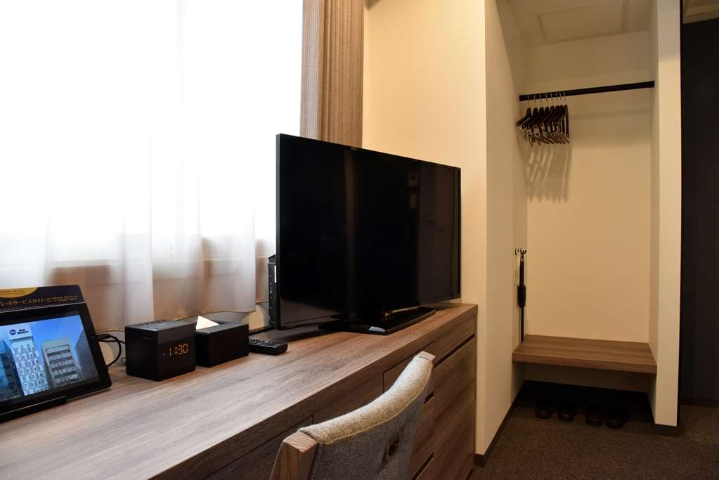 Best Western Sapporo Odori Koen - Moderate Twin Room