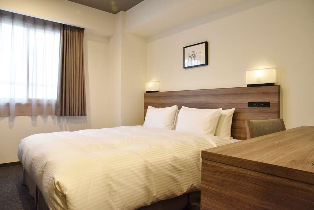 Best Western Sapporo Odori Koen - Moderate Double Room