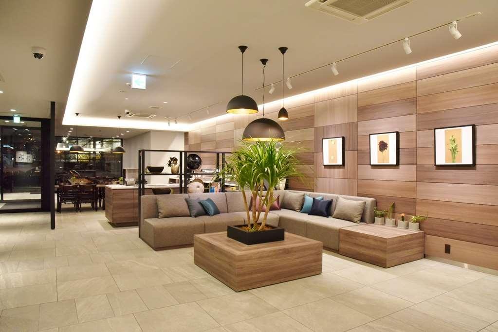Best Western Sapporo Odori Koen - Vue du lobby