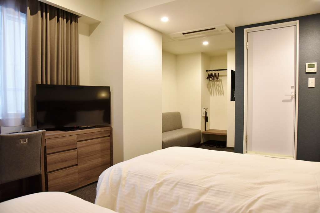 Best Western Sapporo Odori Koen - Executive Twin Room