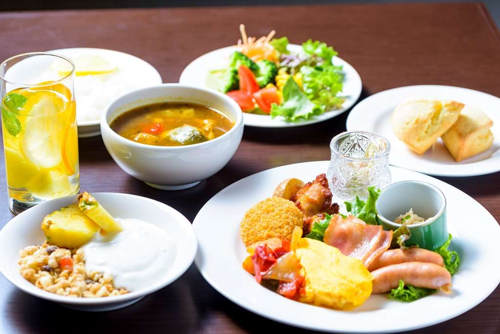 Best Western Sapporo Odori Koen - Restaurant / Etablissement gastronomique