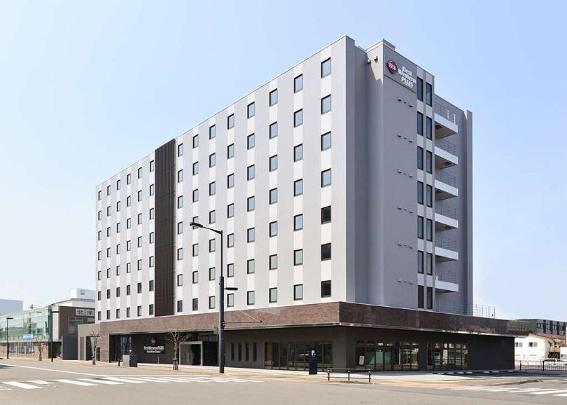 Best Western Plus Hotel Fino Chitose - BW Plus Chitose Exterior