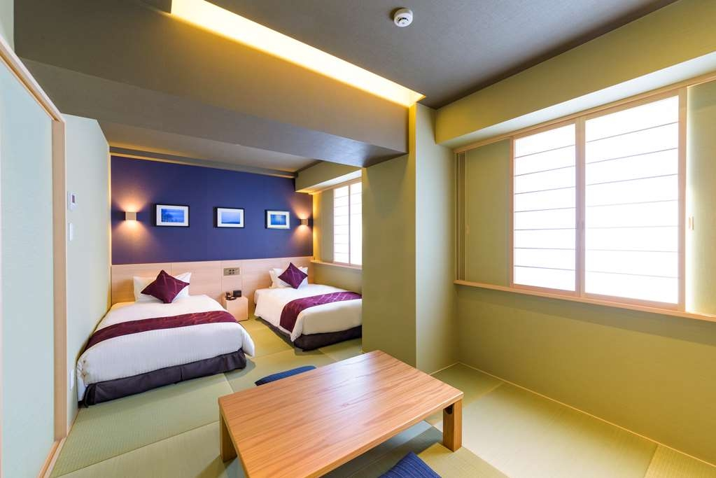Best Western Plus Hotel Fino Chitose - Japanese Style Room Twin