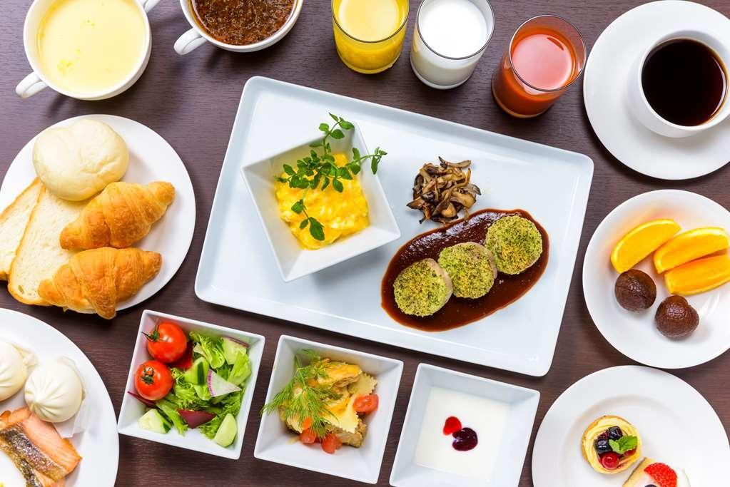 Best Western Plus Hotel Fino Chitose - BW Chitose BF Buffet