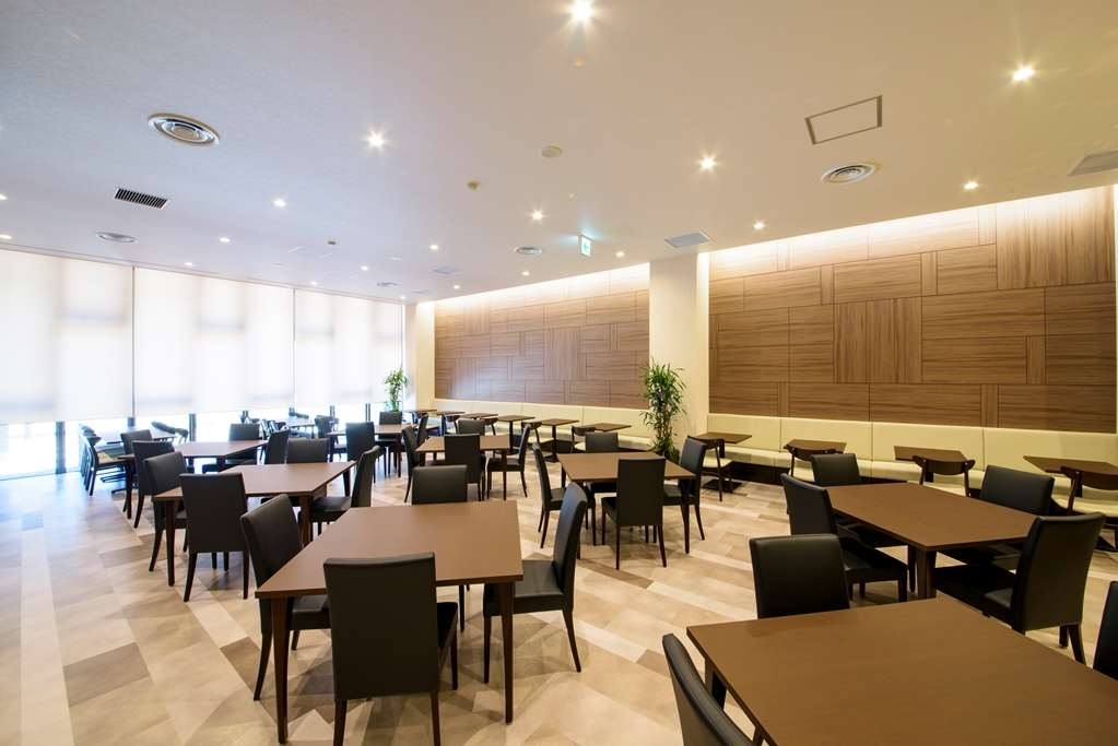 Best Western Plus Hotel Fino Chitose - BW Chitose Restraurant