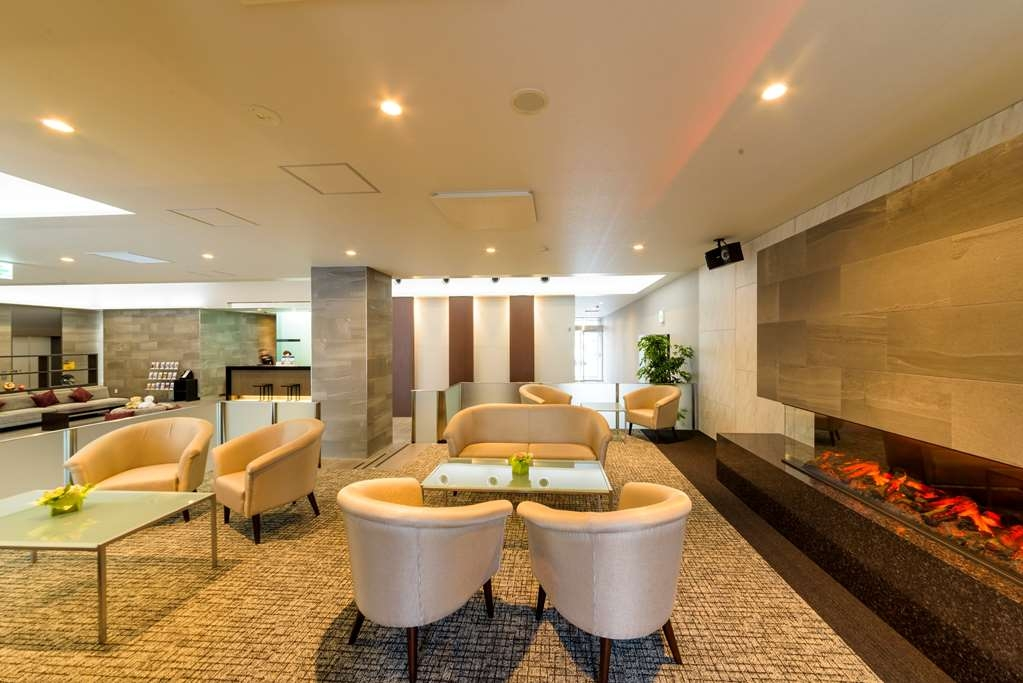 Best Western Plus Hotel Fino Chitose - Bar / Lounge