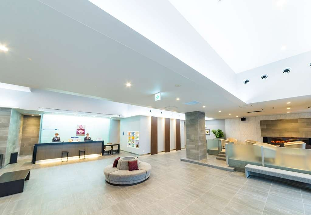 Best Western Plus Hotel Fino Chitose - Hall
