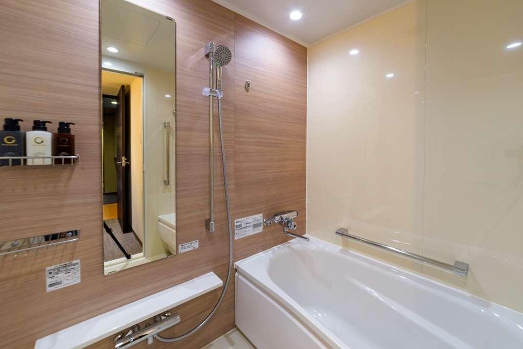 Best Western Plus Hotel Fino Chitose - Badezimmer