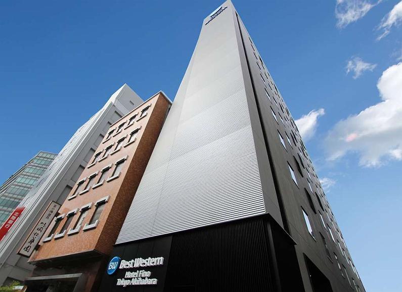 Best Western Hotel Fino Tokyo Akihabara - Aussenansicht