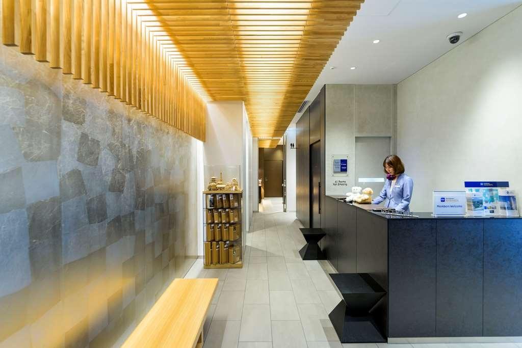 Best Western Hotel Fino Tokyo Akihabara - Vista del vestíbulo
