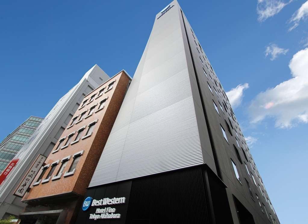 Best Western Hotel Fino Tokyo Akihabara - Vista Exterior