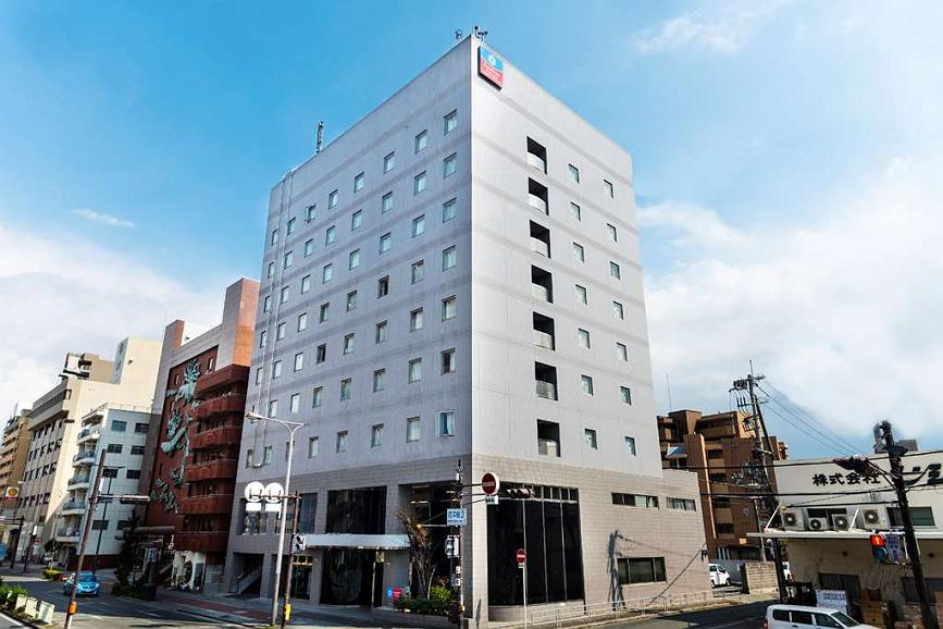 SureStay Plus Hotel by Best Western Shin-Osaka - Vista exterior