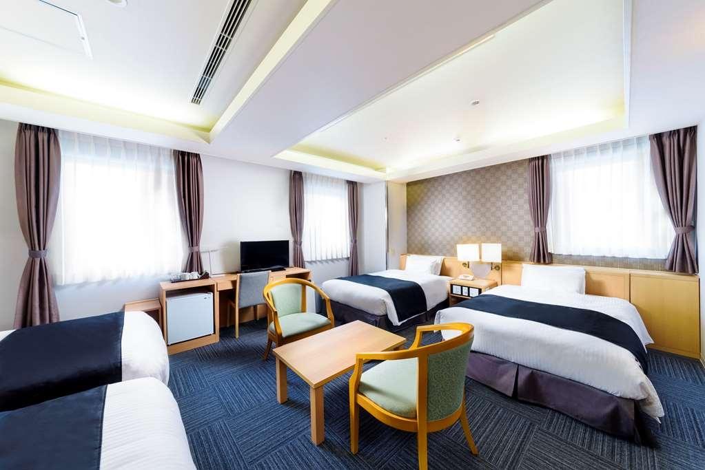 SureStay Plus Hotel by Best Western Shin-Osaka - Chambres / Logements