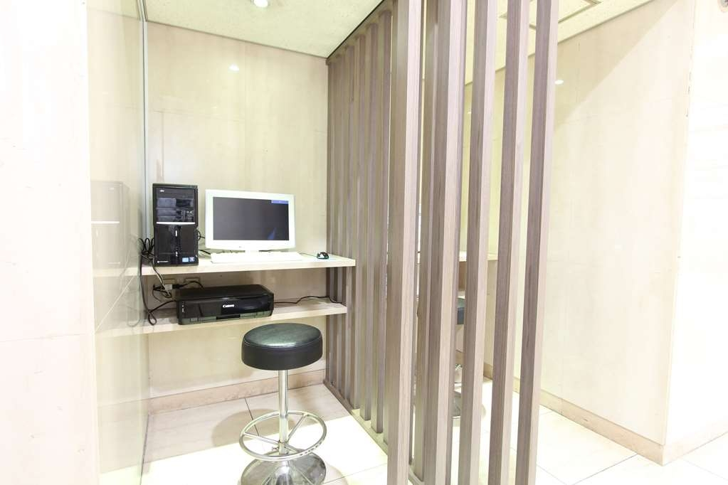 SureStay Plus Hotel by Best Western Shin-Osaka - centre des affaires