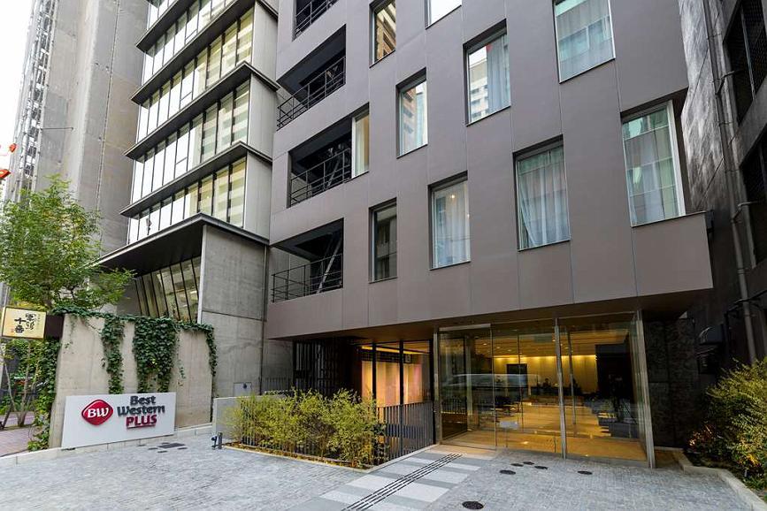 Best Western Plus Hotel Fino Osaka Kitahama - Aussenansicht